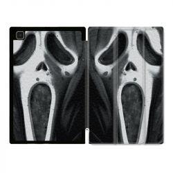 Housse Smart Cover Pour Samsung Galaxy Tab A7 (10.4) Scream Noir