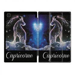 Housse Smart Cover Pour Samsung Galaxy Tab A7 (10.4) Signe Zodiaque 2 Capricorne
