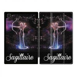 Housse Smart Cover Pour Samsung Galaxy Tab A7 (10.4) Signe Zodiaque 2 Sagittaire