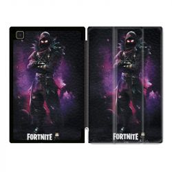 Housse Smart Cover Pour Samsung Galaxy Tab A7 (10.4) Fortnite Raven