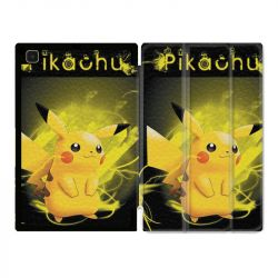Housse Smart Cover Pour Samsung Galaxy Tab A7 (10.4) Pokemon Pikachu Eclair