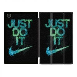 Housse Smart Cover Pour Samsung Galaxy Tab A7 (10.4) Nike Just Do It