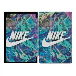 Housse Smart Cover Pour Samsung Galaxy Tab A7 (10.4) Nike Turquoise