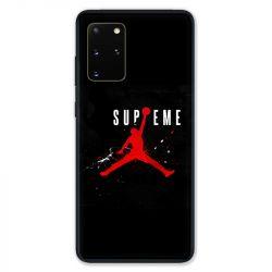 Coque pour Samsung Galaxy S20 PLUS Jordan Supreme Noir