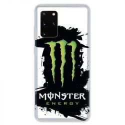 Coque pour Samsung Galaxy S20 PLUS Monster Energy tache
