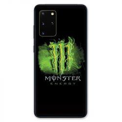 Coque pour Samsung Galaxy S20 PLUS Monster Energy Vert
