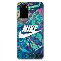 Coque pour Samsung Galaxy S20 PLUS Nike Turquoise