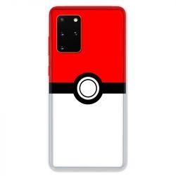 Coque pour Samsung Galaxy S20 PLUS Pokemon Pokeball