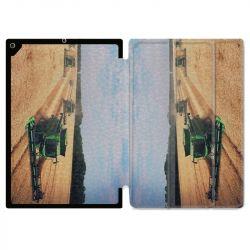 Housse Smart Cover pour Ipad Air 3 / Pro 10.5 Agriculture Moissonneuse
