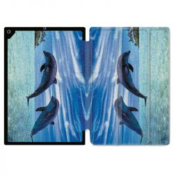 Housse Smart Cover pour Ipad Air 3 / Pro 10.5 Dauphin Ile