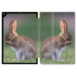 Housse Smart Cover pour Ipad Air 3 / Pro 10.5 Lapin Marron