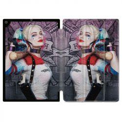 Housse Smart Cover pour Ipad Air 3 / Pro 10.5 Harley Quinn Batte
