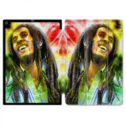Housse Smart Cover pour Ipad Air 3 / Pro 10.5 Bob Marley Color