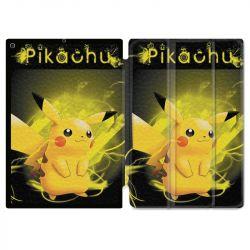 Housse Smart Cover pour Ipad Air 3 / Pro 10.5 Pokemon Pikachu Eclair