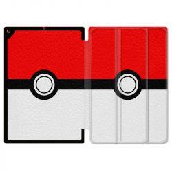 Housse Smart Cover pour Ipad Air 3 / Pro 10.5 Pokemon Pokeball