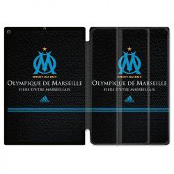 Housse Smart Cover pour Ipad Air 3 / Pro 10.5 Olympique Marseille OM Fier etre Marseillais