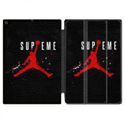Housse Smart Cover pour Ipad Air 3 / Pro 10.5 Jordan Supreme Noir