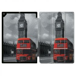 Housse Smart Cover pour Ipad 9.7 (NO VERSION PRO) Angleterre London Bus