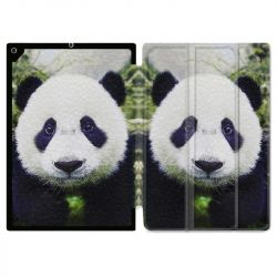 Housse Smart Cover pour Ipad 9.7 (NO VERSION PRO) Panda Color