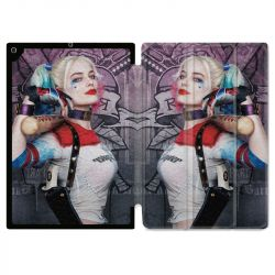 Housse Smart Cover pour Ipad 9.7 (NO VERSION PRO) Harley Quinn Batte