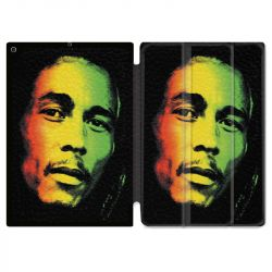 Housse Smart Cover pour Ipad 9.7 (NO VERSION PRO) Bob Marley 2