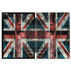 Housse Smart Cover pour Ipad 11 Pro 2020 Angleterre UK Jean's