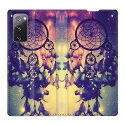 Housse Cuir Portefeuille Pour Samsung Galaxy S20 FE / S20FE Attrape Reve Colore