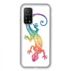 Coque Pour Xiaomi Mi 10T / Mi 10T Pro Animaux Maori Salamandre Color