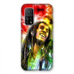 Coque Pour Xiaomi Mi 10T / Mi 10T Pro Bob Marley Color