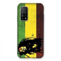 Coque Pour Xiaomi Mi 10T / Mi 10T Pro Bob Marley Drapeau
