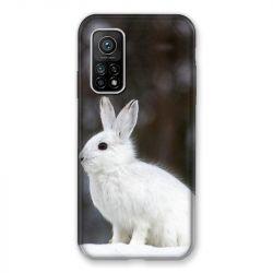 Coque Pour Xiaomi Mi 10T / Mi 10T Pro Lapin Blanc