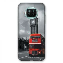 Coque Pour Xiaomi Mi 10T Lite 5G Angleterre London Bus
