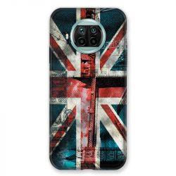 Coque Pour Xiaomi Mi 10T Lite 5G Angleterre UK Jean's