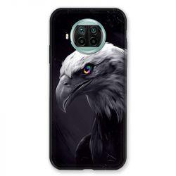 Coque Pour Xiaomi Mi 10T Lite 5G Aigle Royal Noir