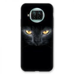 Coque Pour Xiaomi Mi 10T Lite 5G Chat Noir