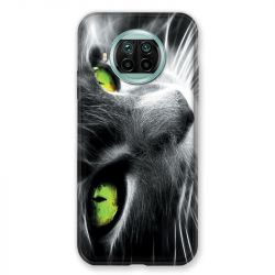 Coque Pour Xiaomi Mi 10T Lite 5G Chat Vert