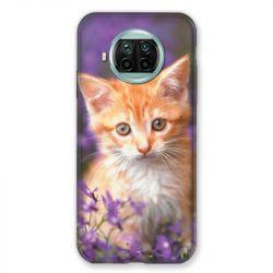 Coque Pour Xiaomi Mi 10T Lite 5G Chat Violet