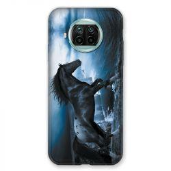 Coque Pour Xiaomi Mi 10T Lite 5G Cheval Noir