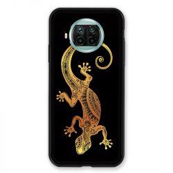 Coque Pour Xiaomi Mi 10T Lite 5G Animaux Maori Lezard Noir