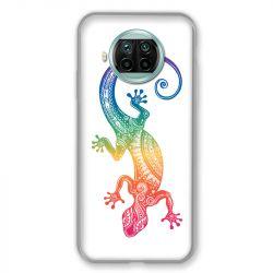 Coque Pour Xiaomi Mi 10T Lite 5G Animaux Maori Salamandre Color
