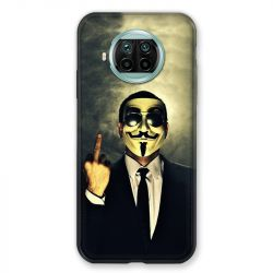 Coque Pour Xiaomi Mi 10T Lite 5G Anonymous Doigt