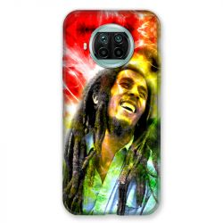 Coque Pour Xiaomi Mi 10T Lite 5G Bob Marley Color