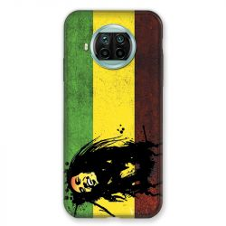 Coque Pour Xiaomi Mi 10T Lite 5G Bob Marley Drapeau