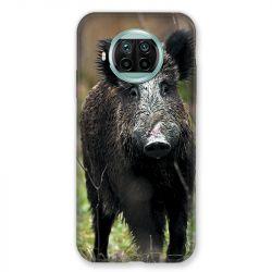 Coque Pour Xiaomi Mi 10T Lite 5G Chasse Sanglier bois