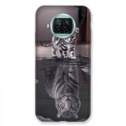 Coque Pour Xiaomi Mi 10T Lite 5G Chat Reflet