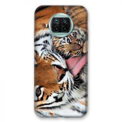 Coque Pour Xiaomi Mi 10T Lite 5G Bebe Tigre
