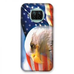 Coque Pour Xiaomi Mi 10T Lite 5G Amerique USA Aigle