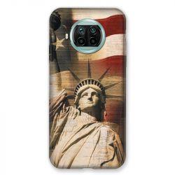 Coque Pour Xiaomi Mi 10T Lite 5G Amerique USA Statue liberté