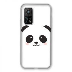 Coque Pour Xiaomi Mi 10T / Mi 10T Pro Panda Blanc