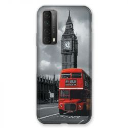 Coque Pour Huawei P Smart (2021) Angleterre London Bus